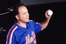 "Valerdi giving a 2015 TEDxTucson talk, ""The Science of Baseball."""
