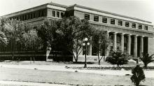 University of Arizona Old Engineering building, circa 1919