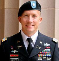 Lt. Col. Matthew Dabkowski